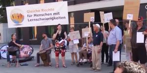 Mensch Zuerst Vorarlberg Selbstvertretungs-Tag April 2018