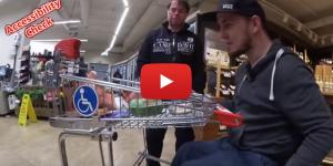 Webvideo NormaloTV testet Rolli Einkaufswagen von Spar