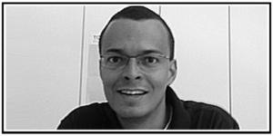 Mark Wilson Portrait
