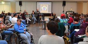 Workshop der Lebenshilfe zur Förderung von Inklusion durch Gesellschaftswandel