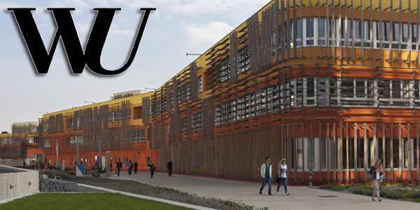WU WIEN Campus Gebäude AD